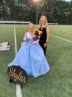 Congratulations to our 2020 Homecoming Queen, Skylar Faulkner!